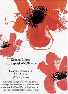 Kennett Design with a Splash of CBD Wine