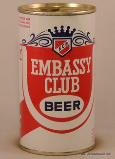 Embassy Club Beer