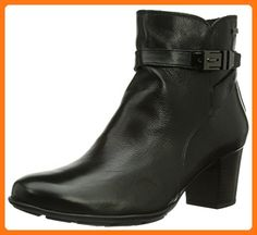 Bronx Damen Blue Kurzschaft Stiefel, Mehrfarbig (Black