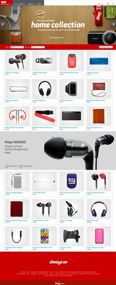 Audio Accessories Store