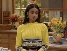 These Ashley Banks inspired looks are going to be perfect for fall this year! Get ready for autumn with these great Fresh Prince styles! 2000s Fashion Trends, Fashion Tv, Fashion Outfits, Fresh Prince, Black Girl Aesthetic, 90s Aesthetic, Ashley Banks Outfits, Tatyana Ali, Black Slip Dress