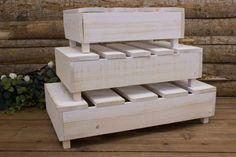 Ξύλινα Καφάσια 3τεμ WI605140-W  Σετ ξύλινα καφάσια σε χρώμα γκρίζο-καφέ. Το σετ περιλαμβάνει 3 καφάσια. Διαστάσεις:Μεγάλο: 60cm x 34cm x 11cm Μεσαίο: 51cm x 30cm x 11cmΜικρό: 40cm x 36cm x 11cm Storage, Furniture, Home Decor, Purse Storage, Decoration Home, Room Decor, Larger, Home Furnishings, Home Interior Design