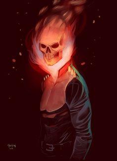 Ghost Rider - Dan Mora