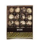 LES OEUFS dekor fürjtojás 40db The Unit, Turkey Bird, Eggs
