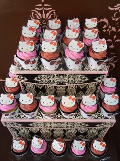 "Photo 3 of 4: Hello Kitty / Birthday ""Hello Kitty"" | Catch My Party"