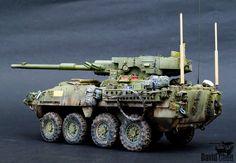 M1128 Stryker MGS 2015