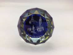 Lourdes color crystal paperweights depicting the apparitions and the sanctuary at Lourdes. Virgin Mary Statue, 3d Crystal, Catholic Gifts, Rosary Beads, All Gifts, Paper Weights, Miraculous, 3 D, Crystals