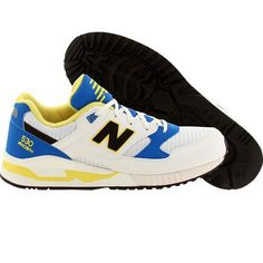 Discount New Balance M530OG 90s Running Collection Blue White Green Mesh  Mens NB-530 Sneakers