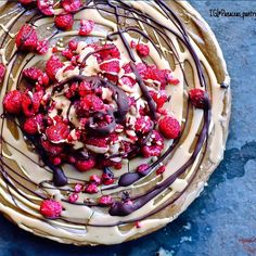 Do you guys know @panaceas_pantry yet? Kath & Jade  are two talented cooks from Australia  who fill their account with beautiful and mouthwatering creations like this Raw Chocolate Mousse Cake! Head over to @panaceas_pantry to feed your eyes with some more beauty!  #inspirepanaceaspantry