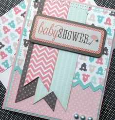 Hey, I found this really awesome Etsy listing at http://www.etsy.com/listing/151376249/baby-shower-card-with-matching