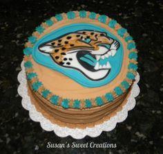 Jacksonville Jaguars Cakes Images