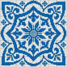 Подборка схем замечательных квадратных орнаментов для монохромной вышивки   НЕСКУЧНАЯ ВЫШИВКА   Яндекс Дзен Cross Stitch Pillow, Cross Stitch Charts, Cross Stitch Designs, Cross Stitch Patterns, Cross Stitching, Cross Stitch Embroidery, Embroidery Patterns, Crochet Cross, Crochet Chart