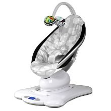 One of my friends have these and it's a god-sent! I wish they made them in adult sizes!!! MamaRoo PLUSH Infant Seat