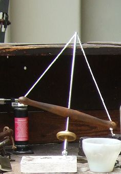 Museum of the Jewellery Quarter -  Archimedes Drill