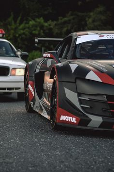 °) The Police must think that this Audi is as fast as it appears. It looks loud too Audi Sports Car, Audi Cars, Audi Tt, Audi R8 Interior, 4x4, Unique Cars, Sweet Cars, Latest Cars, Amazing Cars