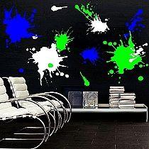 Ink Splatz Wall Decals   Walls Need Love Wall Graphics   d21