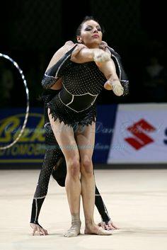 Rhythmic Gymnastics Team (BUL) from Thiais 2009 Competition
