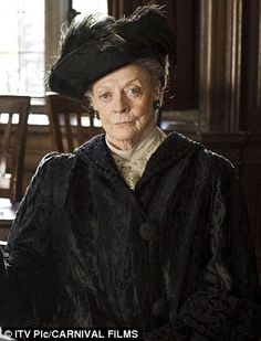 Maggie Smith 75