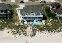 12 BR; $10,115 for 2018 Oceanfront Vacation Rentals, Beach Cabana, Pool Sizes, Outer Banks Vacation, Real Estate Search, Beach Chairs, Private Pool, Sunrise, Mansions