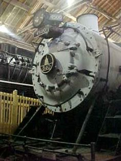 B&O RR Museum in Baltimore, Md.