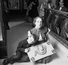 "Lida Moser's homage to ""la belle province"" Cherub, Fascinator, Storytelling, Lovers, Artists, Actors, Black And White, Film, Children"