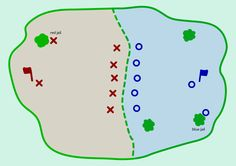 Day 4: Favorite Camp Game- I would say war games from Camp Jupiter!!!! The way they do it sounds more fun and dangerous than Capture the Flag!!!~Katie