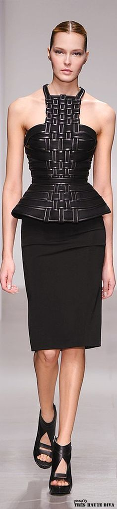 David Koma Fall/Winter 2014     jaglady
