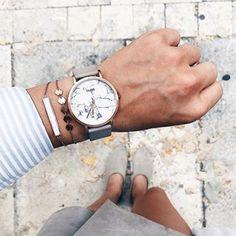 "Perfect match with @cluse ✨ Profitez de 15% de réduction avec le code ""mademoisellerose15"" #CLUSE #CLUSEjewellery #FallForCLUSE #picoftheday #instadaily #instagood #love #happy #life #goals #beautiful #amazing #mood #goals"