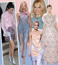 Meet Pantone's Color(s) of the Year 2016: Rose Quartz and Serenity from InStyle.com
