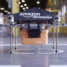 Amazon Testing 'PrimeAir' Drone Delivery System By Chloe Albanesius December 1, 2013
