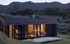 Storm Cottage — Residential   Fearon Hay Architects