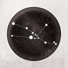 Taurus Constellation Art Print