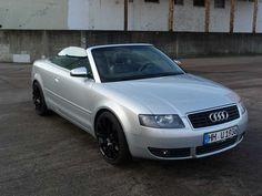 Audi A4 3,0 Cabrio