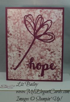 Sunshine Wishes thinlits dies - Blooms and Bliss DSP - My Hero - CAS - My Elegant Cards - Liz Bailey - Independent Stampin' Up! Demonstrator