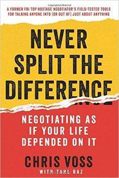 ebook Never Split the Difference by Chris Voss PDF ePub online any format  Never Split the Difference Chris Voss [read online] Never Split the Difference [read online] Never Split the Difference zip Download Never Split the Difference (PDF) Download Never Split the Difference Chris Voss [PDF] Never Split the Difference goodreads: http://download.zaichyk.com/go.php?sid=5&tds-q=Never%20Split%20the%20Difference
