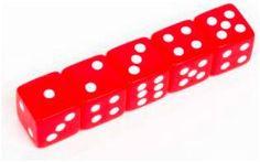 Arsstar Кости игральные акриловые 17 мм  — 12 руб.  —  Предлагаем вам купить Кости игральные акриловые, ярко-красного цвета, с длиной грани 1,8см и весом всего 5 г. Они всегда найдут укромное местечко в сумке или корзинке для пикника, до поры до времени, чтобы в удобном случае подарить возможность проведения досуга в кругу друзей. Эти игральные кости могут заменить карты в такой игре как Покер, отличие в том, что требуется не только удачливость, но и умения быстро просчитывать ситуацию и…