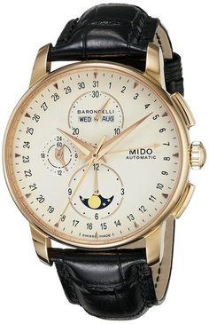 6269c03a344 Mido M86073M142 - Reloj para hombres