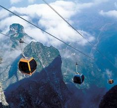 Tianmen Mountain | trippy.com  #travel #adventure #mountain
