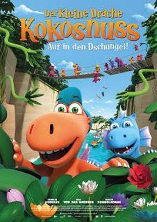 Verlosung Zum Filmstart Von Der Kleine Drache Kokosnuss Auf In Den Dschungel Der Kleine Drache Kokosnuss Drache Kokosnuss Kleiner Drache
