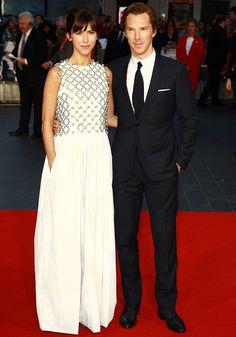 Os vestidos das celebridades no Festival de Cinema de Londres 2015
