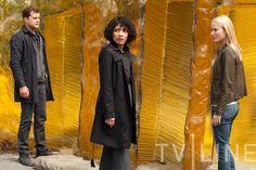 Fringe - from TVLine.com  Lovely teaser pic for the new season.