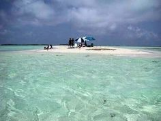 Los Roques, Venezuela. 20th anniversary, here we come...only if Chavez is out and we can figure out how to get down there...