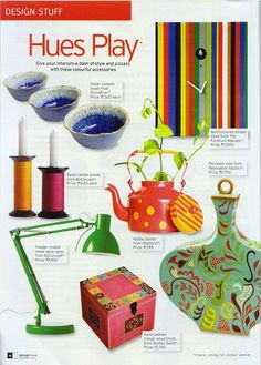 Mother Earth Product Covered on Design Today Magazine