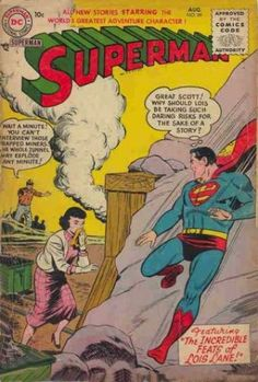 Superman No. 99