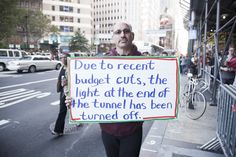 The Most Enjoyably Effective Protest Signs At Occupy Protests | Happy Place