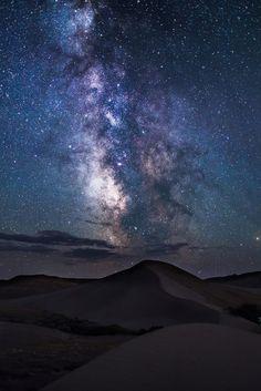 Bruneau Dunes Milky Way| by Shane Michael Black