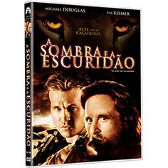 DVD A Sombra e a Escuridão