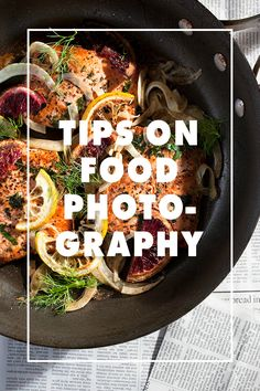 Food Photography Tips / eBay