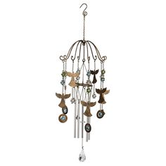 Angel wind chime can build a unique sanctuary and Get best famous heavenly attendant breeze rings open air.