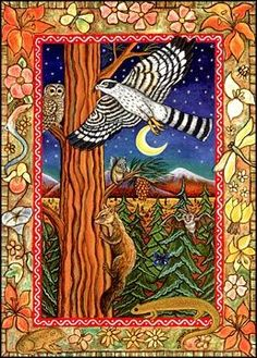 diane bryer celtic tree of life | diana bryer